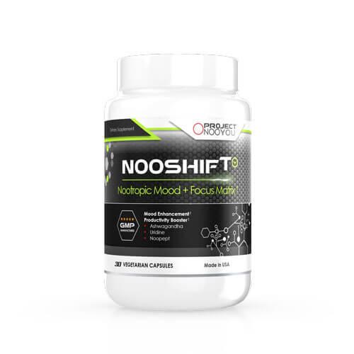 NooShift Memory Pill