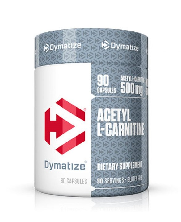 Dymatize Acetyl-L-Carnitine bottle