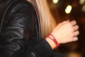 Women wearing Joule caffeine bracelet