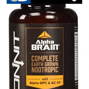 Alpha Brain Focus Vitamins