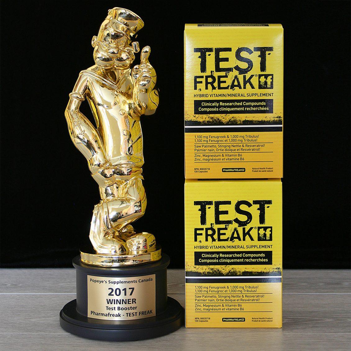 test freak scam, PharmaFreak Test Freak, Test Freak review, test freak supplement facts, test freak ingredients