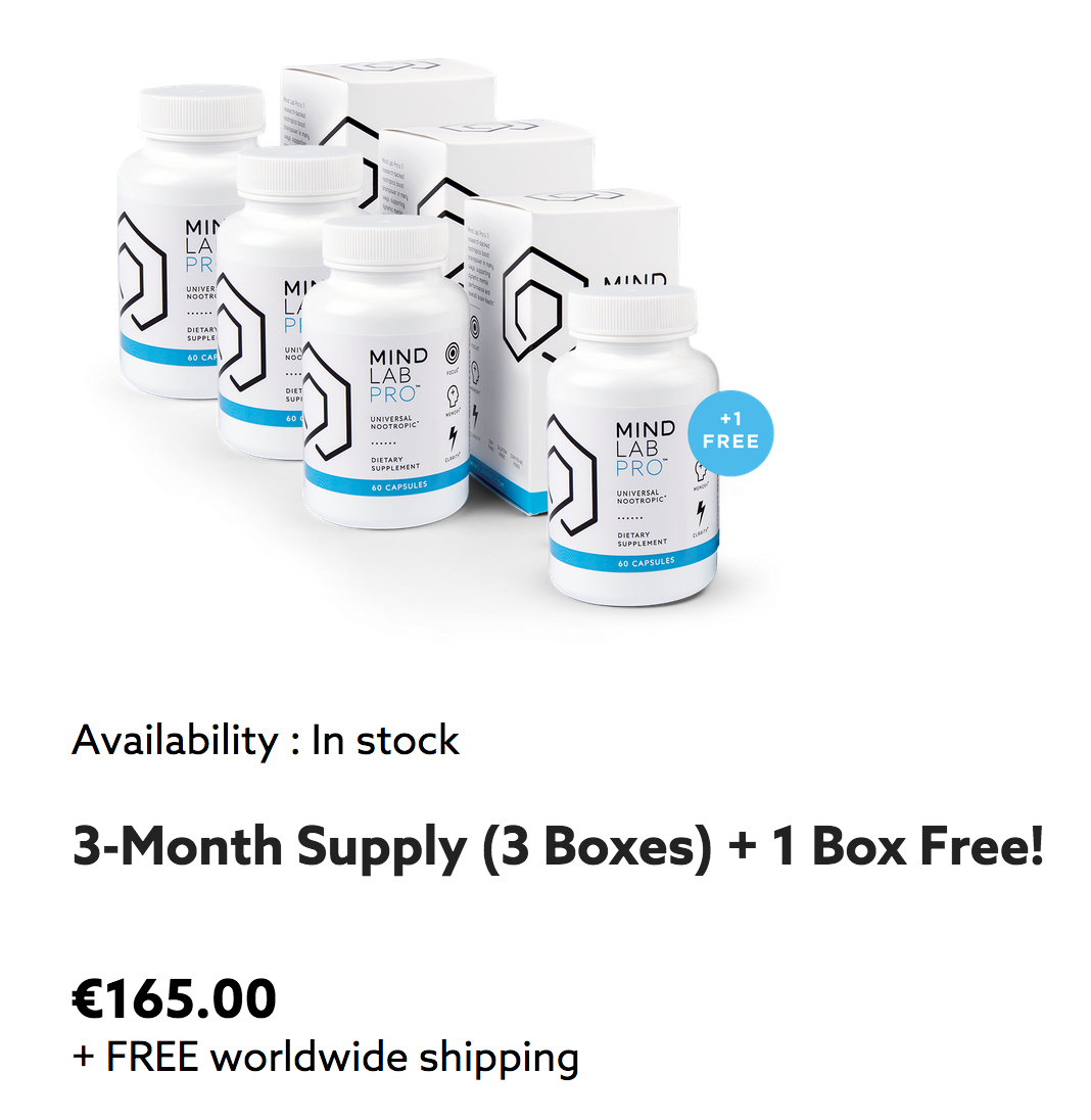 MindLab Pro 3-Month Supply, MindLab Pro Review, MindLab Pro, MindLab Pro Scam