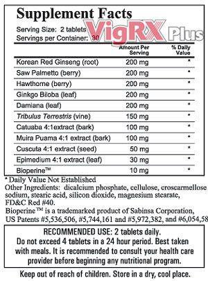 VigRX Plus, VigRX Plus Ingredients, VigRX Plus Review, Supplement Buyer, VigRX Plus Supplement Facts, VigRX Plus Scam