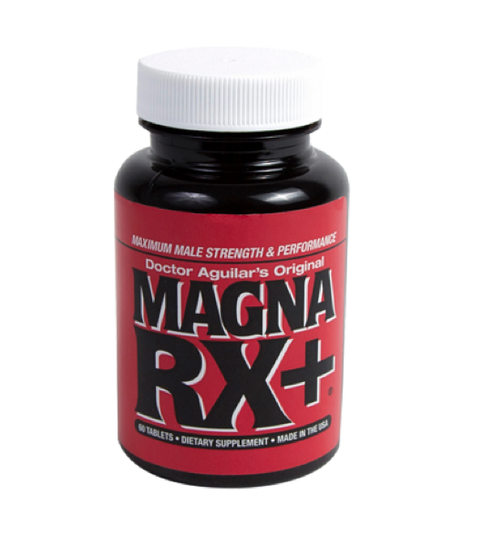 Male Enhancement Pills Magna RX Features Video