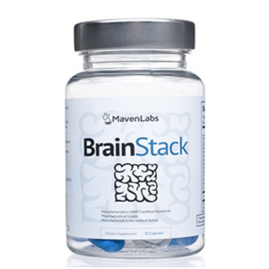 a BrainStack bottle