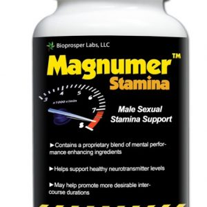 Magnumer stamina bottle