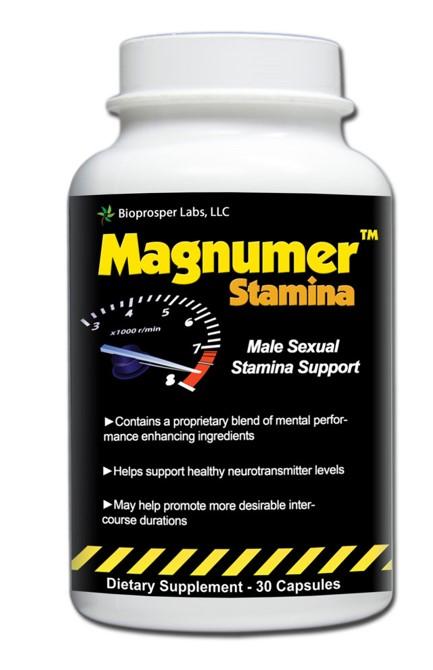 Magnumer stamina bottle
