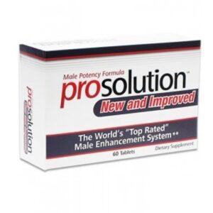 Pro Solution Male enhancer box