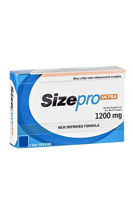 Sizepro male enhancer packet