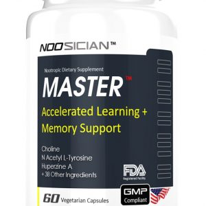 Master supplement Bottle
