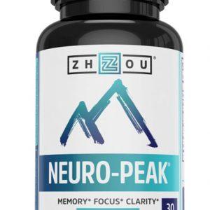 Neuro Peak supplement Bottle
