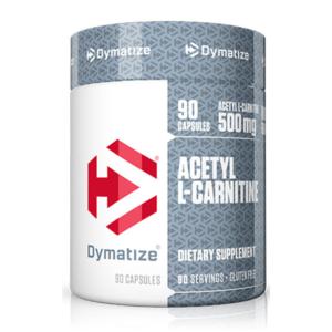 a bottle of Acetyl-L-Carnitine brain supplement