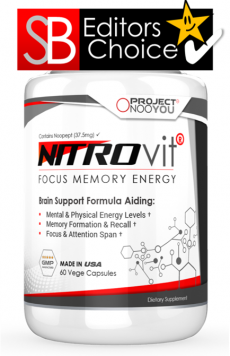 Nitrovit review, nitrovit, nitrovit supplement, brain pill, best brain vitamin, best brain supplement, best smart pill, best nootropic, best memory vitamin