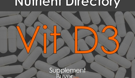 Vitamin D3 Benefits, Dosage, And Side Effects