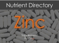 Zinc – The Benefits, Dosage, and Side-effects