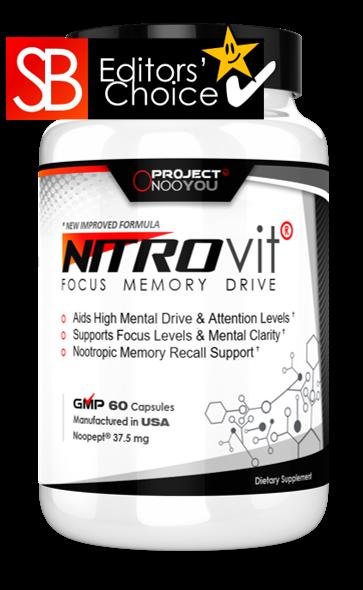 Nitrovit review – Award-winning brain enhancement supplement