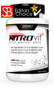 "Nitrovit review – ""Nitrovit is still the leading Memory and Focus supplement as voted by our readers and panel"""