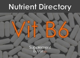 Vitamin B6 – Benefits, Dosage, And Side Effects